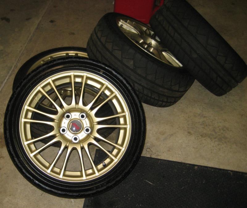 08 Sti Wheels 18x8 Turbo Nasioc