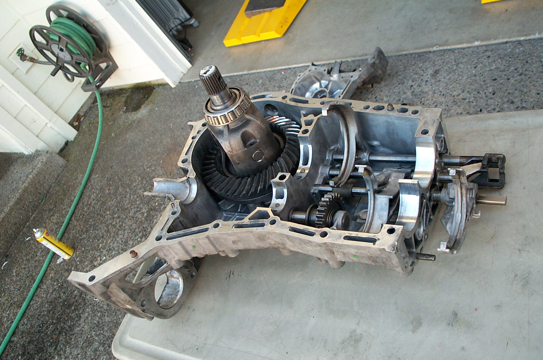 The Transmission Thread 20 Now With Pictures Archive Factory Engine Diagram 2007 Subaru 2 5 Five Forums