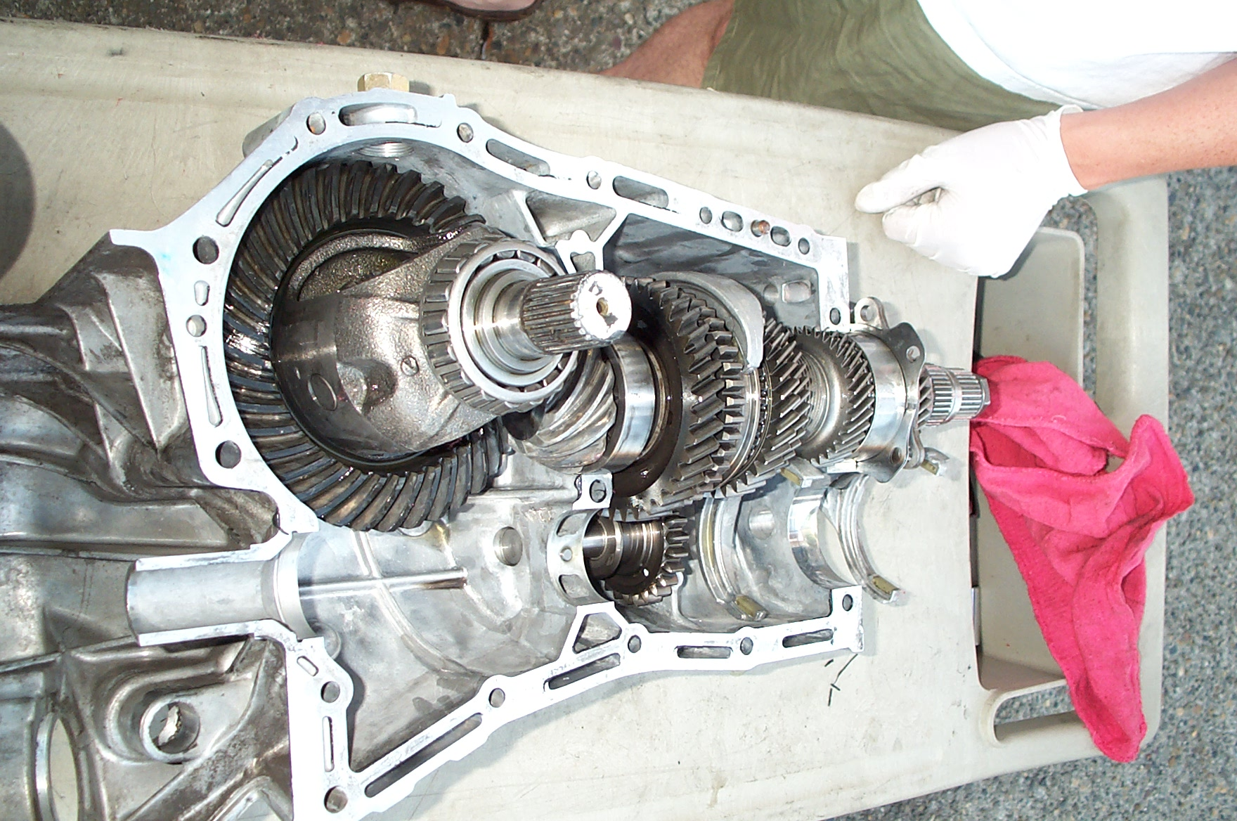 How Much To Rebuild A Transmission >> Factory Five Forums - THE Transmission Thread 2.0, Now with Pictures
